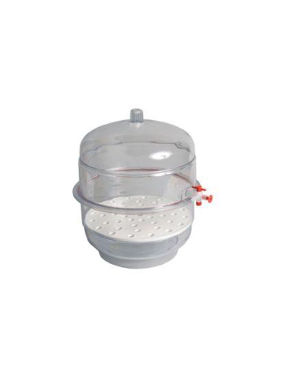 Picture of United Scientific Plastic Vacuum Desiccators - 55216