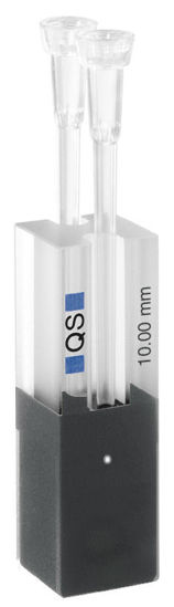 Picture of Hellma Quartz Glass High Performance Ultra-Micro Absorption Cells - 1052101015-40