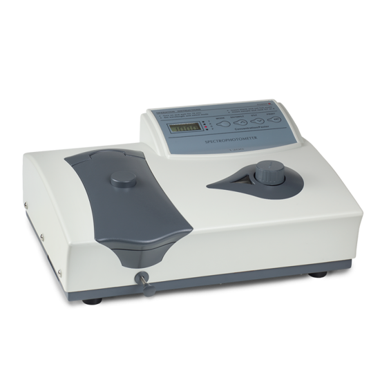 Picture of Unico S-1200 Series Visible Spectrophotometers - S-1200