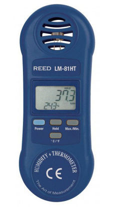 Picture of Reed LM-81HT Thermo-Hygrometer