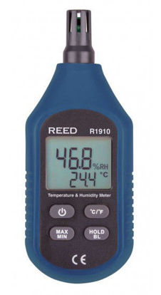 Picture of Reed R1910 Compact Temperature & Humidity Meter