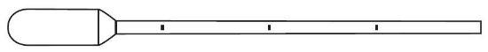 Picture of Globe Scientific Mini Transfer Pipets - 136036-S20