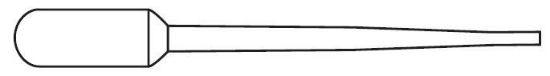 Picture of Globe Scientific Mini Transfer Pipets - 138020-S20