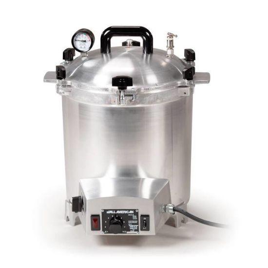 Picture of All American Steam Sterilizer - 50X