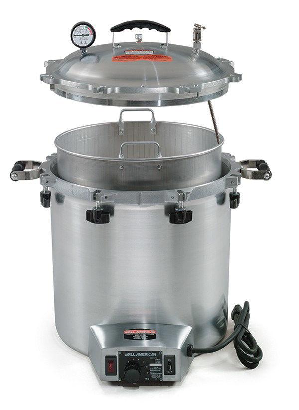 Picture of All American Steam Sterilizer - 75X