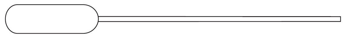 Picture of Globe Scientific Narrow Stem Transfer Pipets - 136030-S20