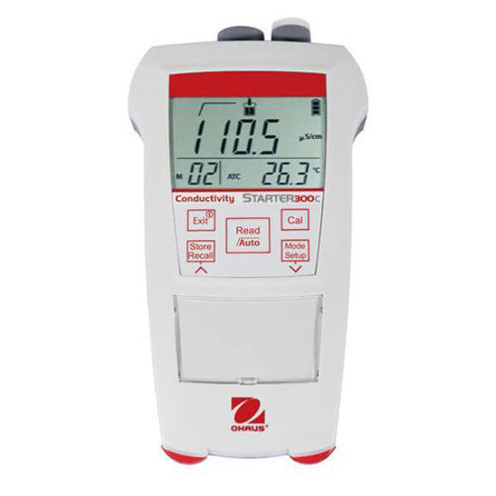 Picture of Ohaus Starter 300C Portable Conductivity Meter - 30092000