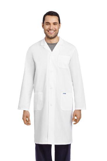 Picture of Full Length Unisex Lab Coat - L406-L