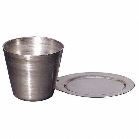 Picture of United Scientific Stainless Steel Crucibles - SSR100