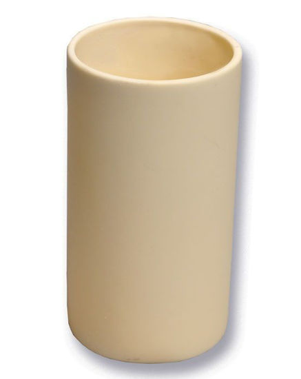 Picture of United Scientific High Alumina Crucibles, Cylindrical Form - JAY010