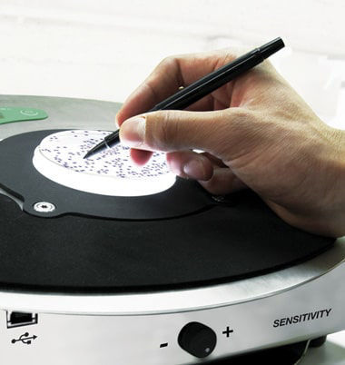 Picture of Interscience Scan® 100 Manual Colony Counter