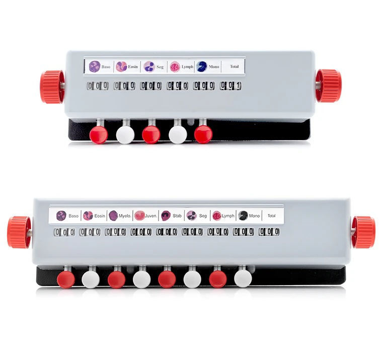 Picture of LW Scientific Manual Differential Counters