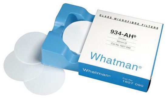 Picture of Whatman Grade 934-AH Glass Microfiber Filters - 1827-125