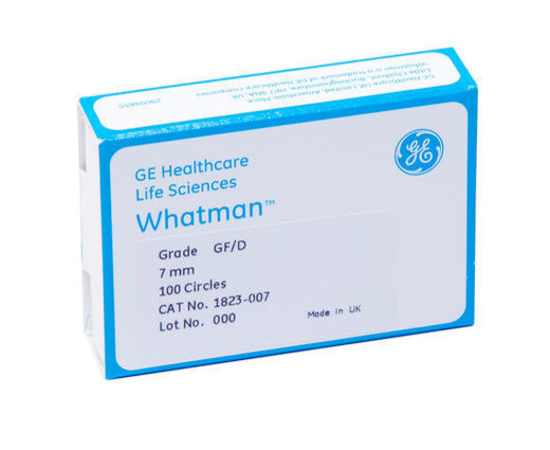 Picture of Whatman Grade GF/D Glass Microfiber Filters - 1823-070