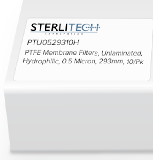 Picture of Advantec Unlaminated PTFE Hydrophilic Membrane Filters - H050A293D