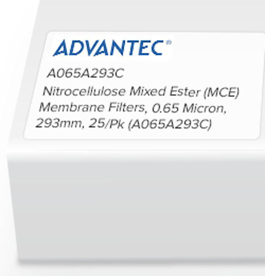 Picture of Sterlitech Mixed Cellulose Esters (MCE) Membrane Filters - A065A293C