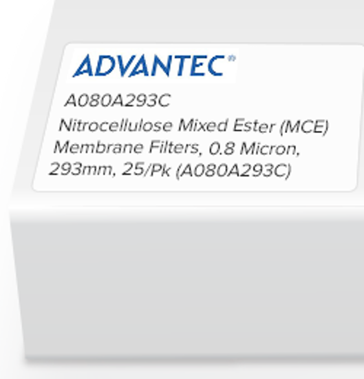 Picture of Sterlitech Mixed Cellulose Esters (MCE) Membrane Filters - A080A293C