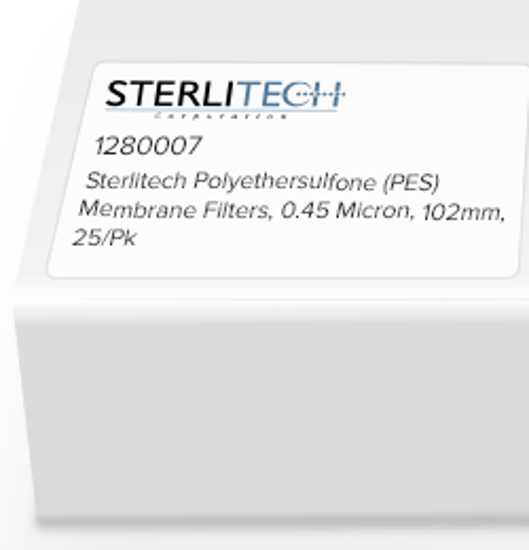 Picture of Sterlitech Polyethersulfone (PES) Membrane Filters - 1280007