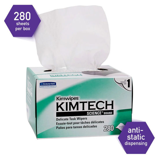 Picture of Kimtech Science® Kimwipes® Delicate Task Wipers