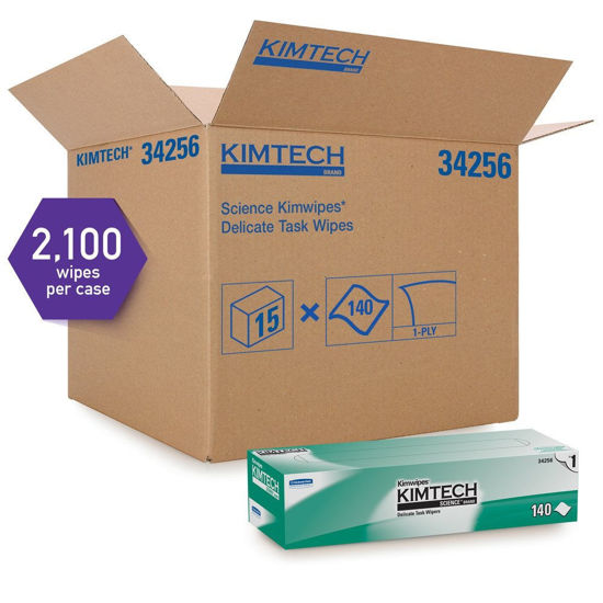 Picture of Kimtech Science® Kimwipes® Delicate Task Wipers - 34256-Case