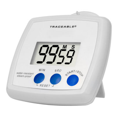 Picture of Traceable® Water-Resistant/Steam-Proof Timer