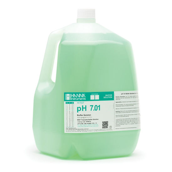 Picture of Hanna Instruments Standard pH Buffer Solutions - HI7007/1G