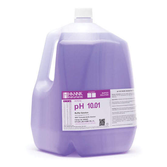 Picture of Hanna Instruments Standard pH Buffer Solutions - HI7010/1G