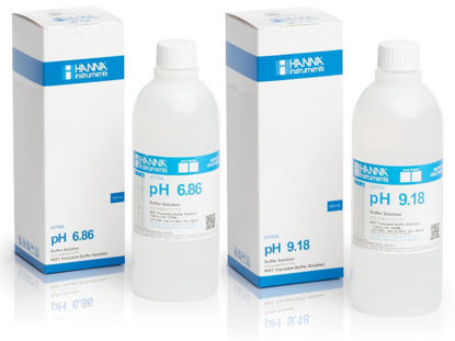 Picture of Hanna Instruments Non-Standard pH Buffer Solutions