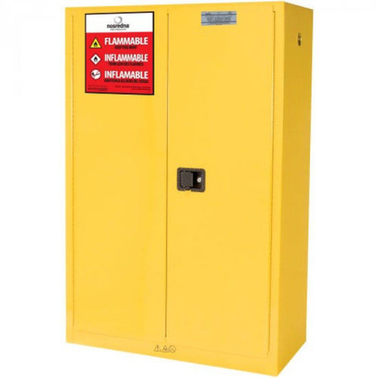 Picture of Nosredna™ Flammable, Paint & Ink, Pesticide & Acid Corrosive Safety Cabinets