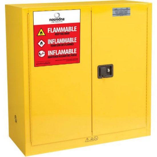Picture of Nosredna™ Flammable, Paint & Ink, Pesticide & Acid Corrosive Safety Cabinets - HWF30M