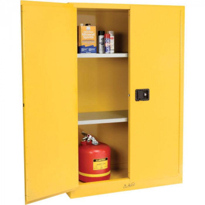 Picture of Nosredna™ Flammable, Paint & Ink, Pesticide & Acid Corrosive Safety Cabinets - HWF45S