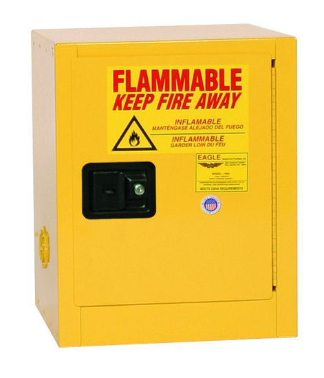 Picture of Eagle Manufacturing Flammable Liquid Safety Cabinets - 1903X