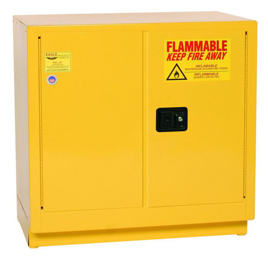Picture of Eagle Manufacturing Flammable Liquid Safety Cabinets - 1970X
