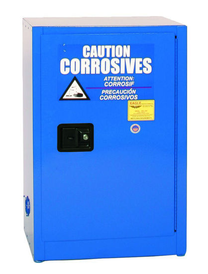 Picture of Eagle Manufacturing Acid Corrosive Safety Cabinets - CRA1924X