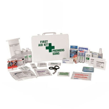 Picture of Safecross Deluxe Plus Chemical Burn First Aid Kit