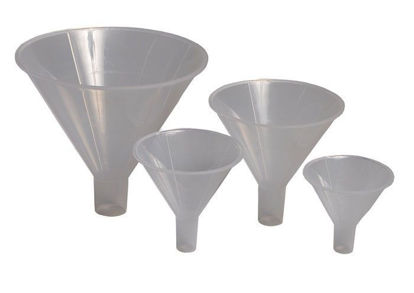 Picture of United Scientific Polypropylene Powder Funnels