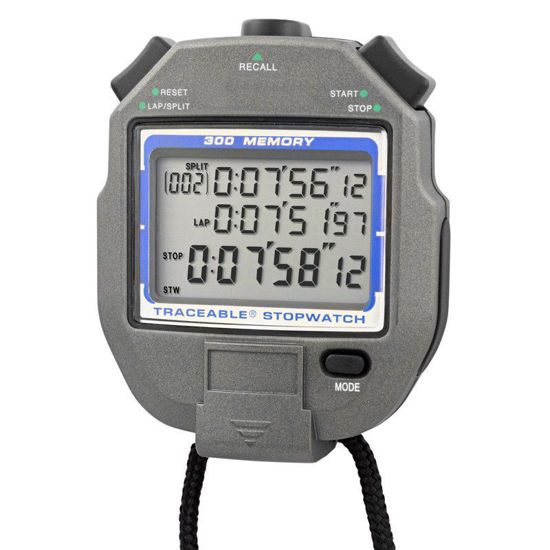 Picture of Traceable® 300-Memory Stopwatch