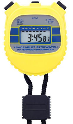 Picture of Traceable® Water-Resistant/Shockproof Stopwatch