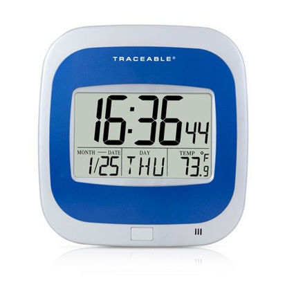 Picture of Traceable® Calendar Thermometer Clock