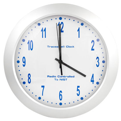 Picture of Traceable® Analog Radio Atomic Wall Clock