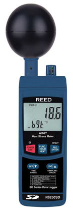 Picture of Reed R6250SD Data Logging Heat Stress Meter