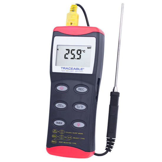 Picture of Traceable® Memory Wide-Range Thermometer