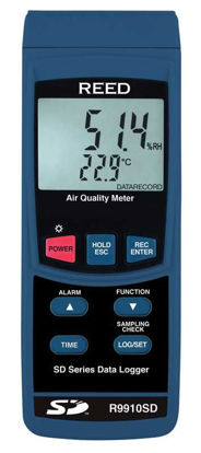 Picture of Reed R9910SD Data Logging Air Quality Meter
