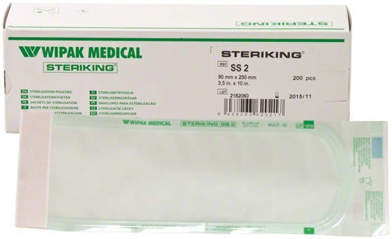 Picture of Steriking® Regular Self Seal Sterilization Pouches - SS2