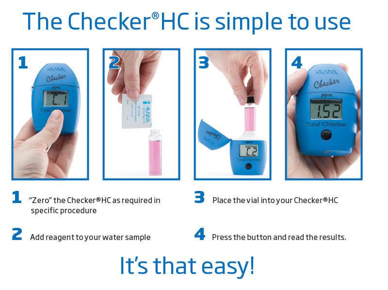 Picture of Hanna Checker® HC Portable Colorimeters