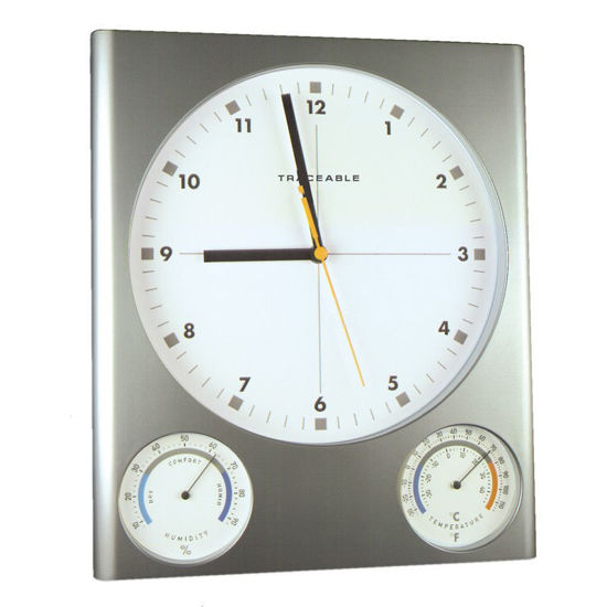 Picture of Traceable® Temperature Humidity Clock