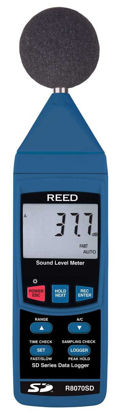 Picture of Reed R8070SD Data Logging Sound Level Meter