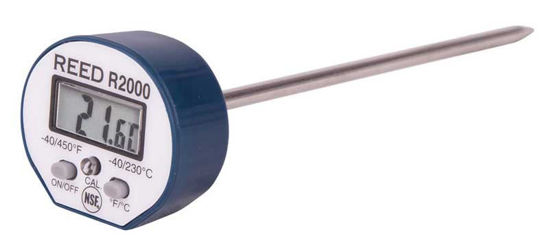 Picture of Reed R2000 Stainless Steel Stem Thermometer