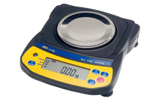 Picture of A&D Newton EJ Series Portable Balances - EJ-200
