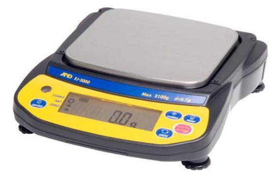 Picture of A&D Newton EJ Series Portable Balances - EJ-6100